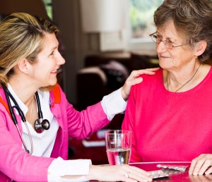 Patient and care coordinator engaging